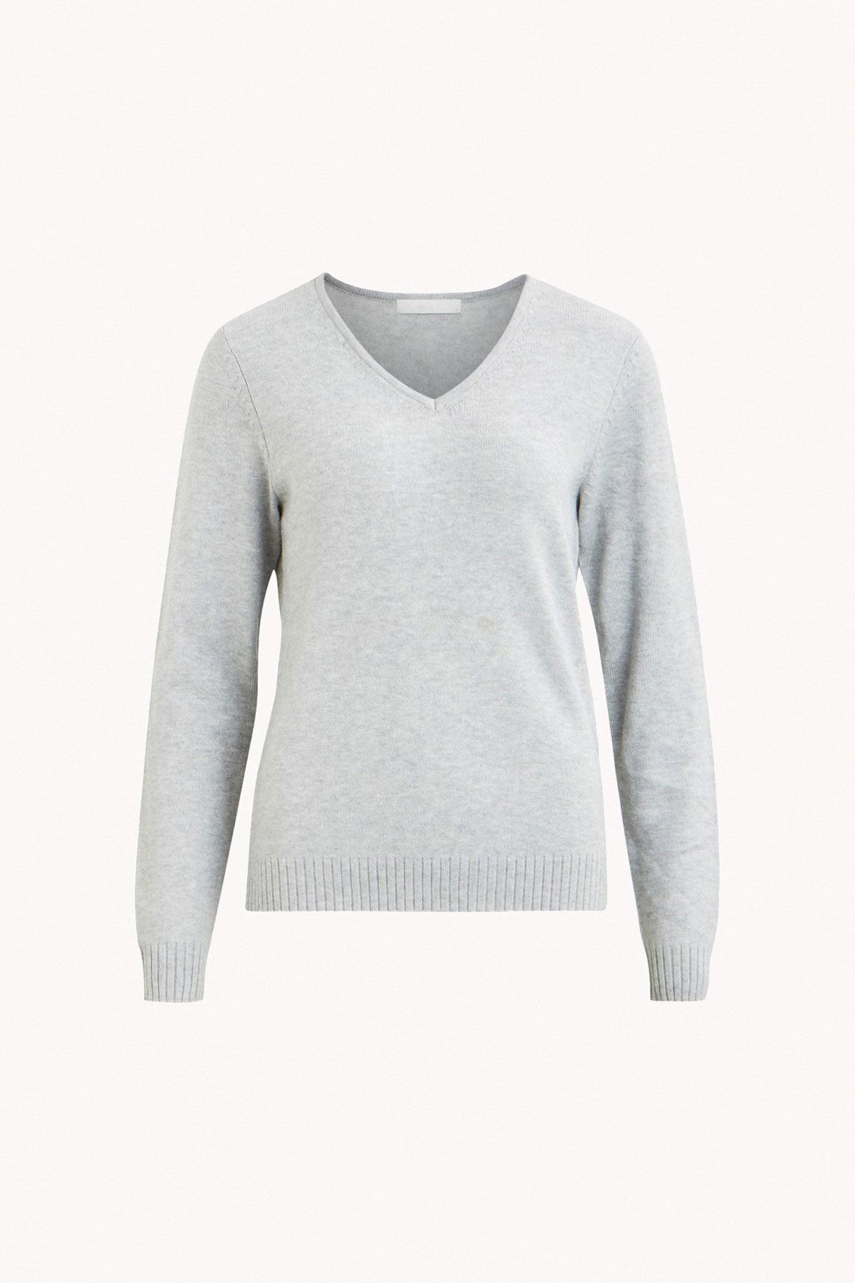 jersey gris armario cápsula