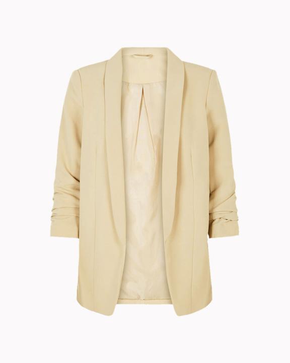blazer color crudo