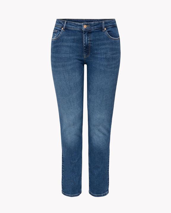 jeans color indigo