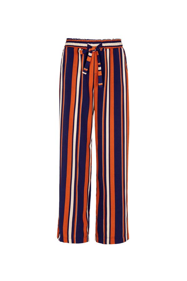 pantalon fluido rayas