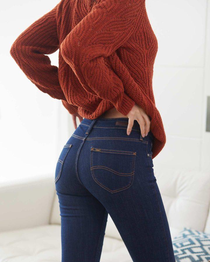 jeans para cada silueta