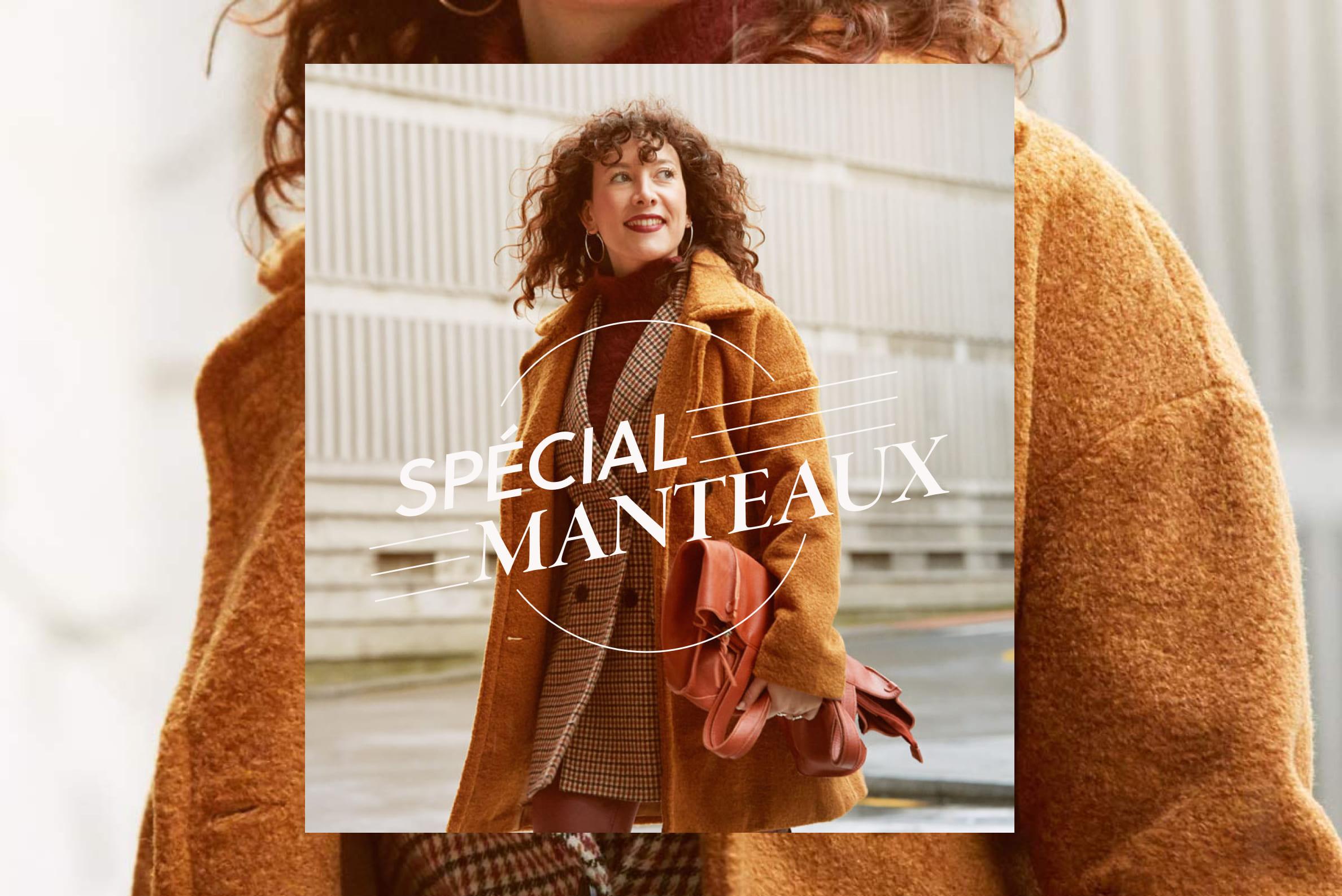 special manteaux hiver
