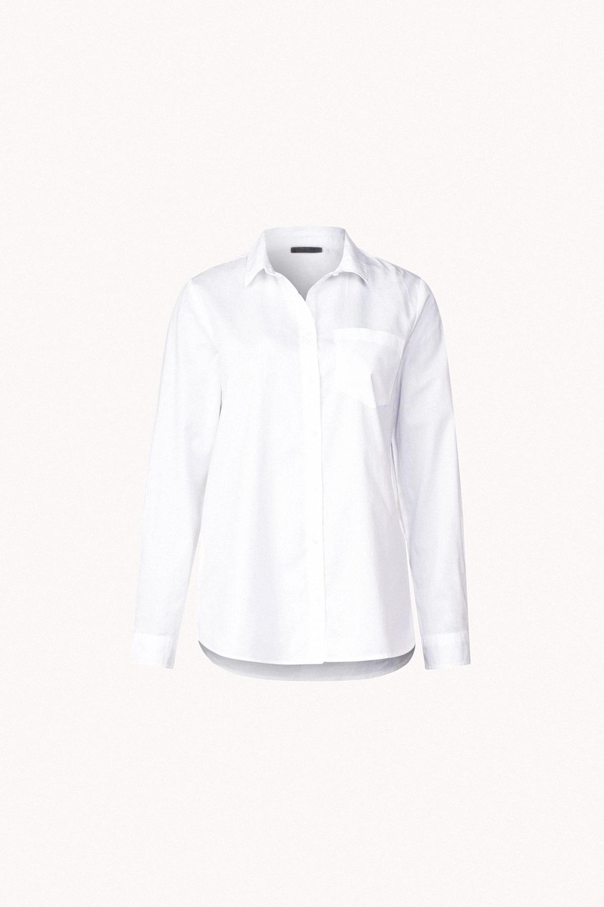 camisa blanca armario cápsula