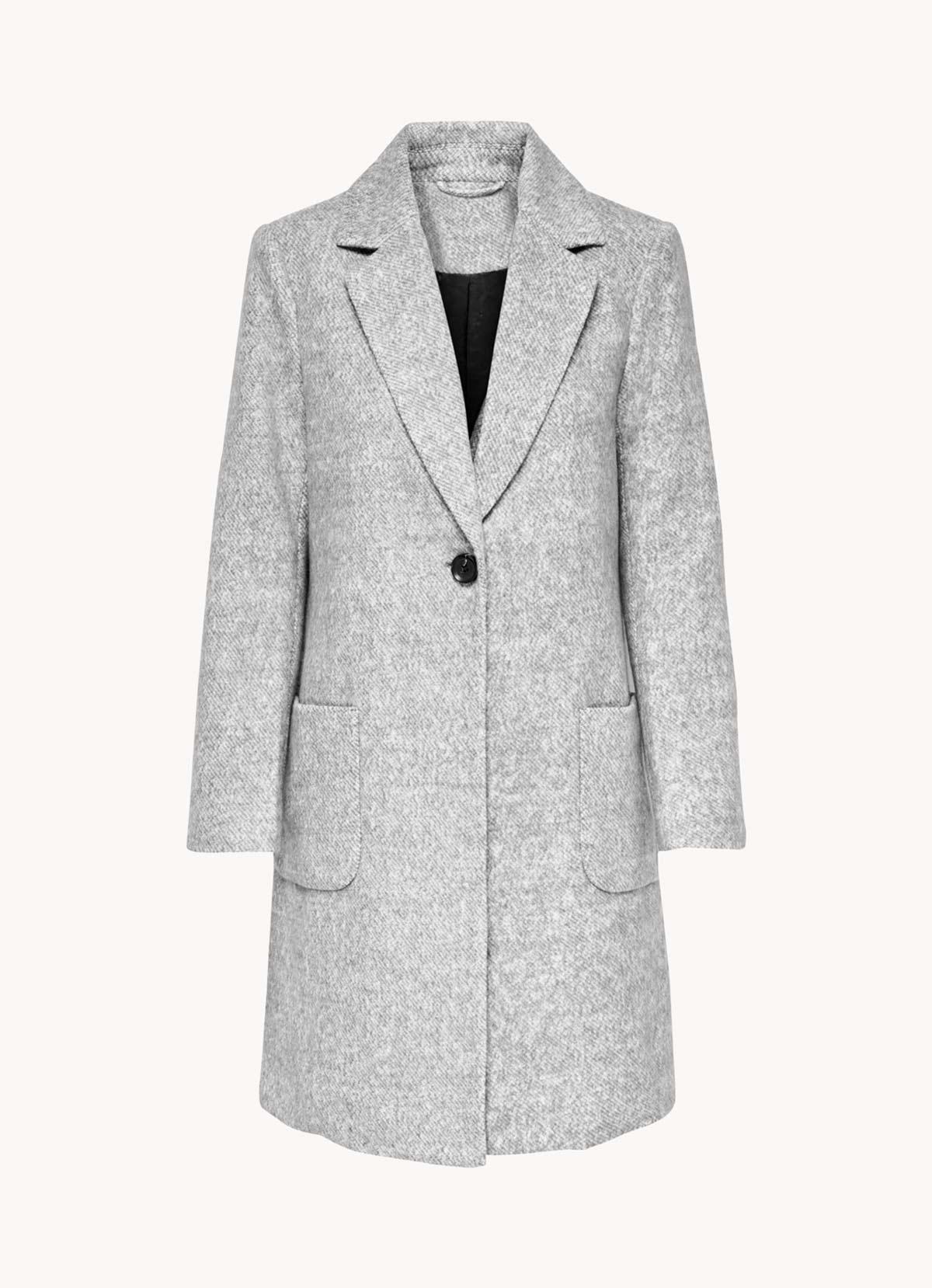 Le manteau gris
