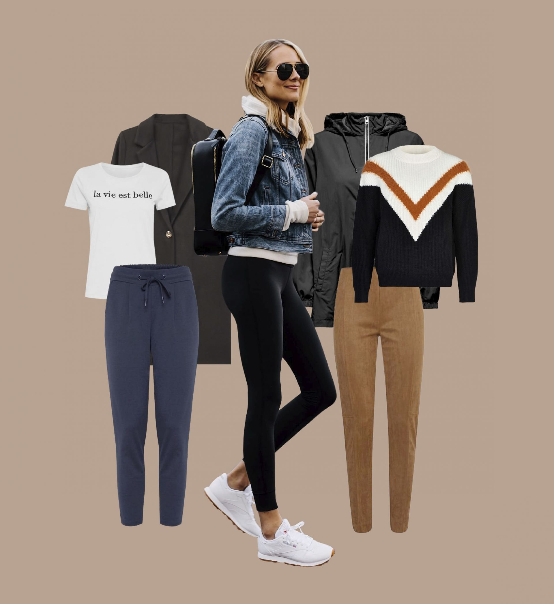 Athleisure Style Guide 2020