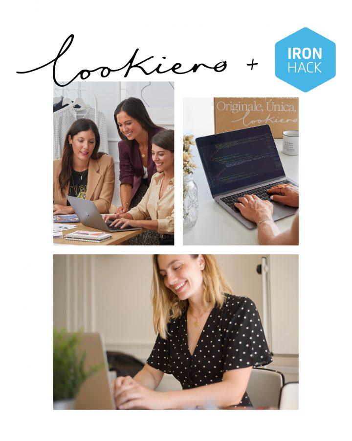 Lookiero invierte en el futuro de las mujeres con 124 becas Ironhack
