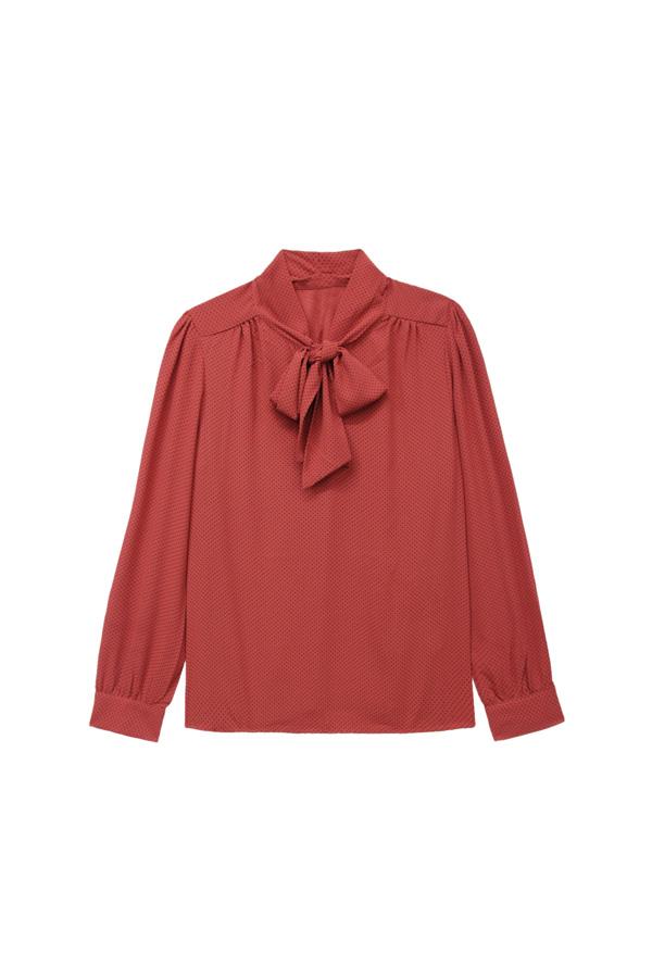 blusa estilo ladylike tendencia otoño invierno 2020-2021