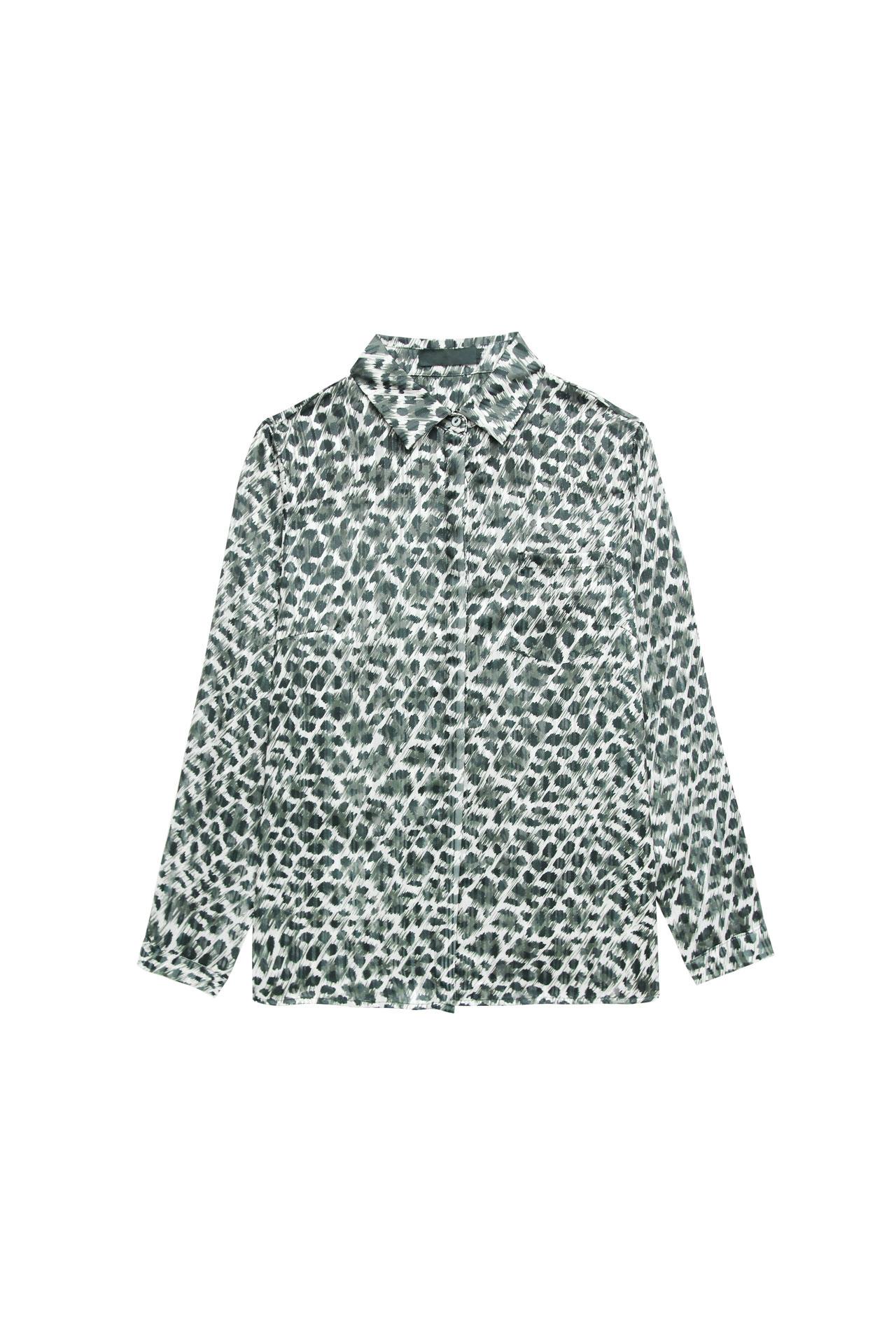 camisa print navidad