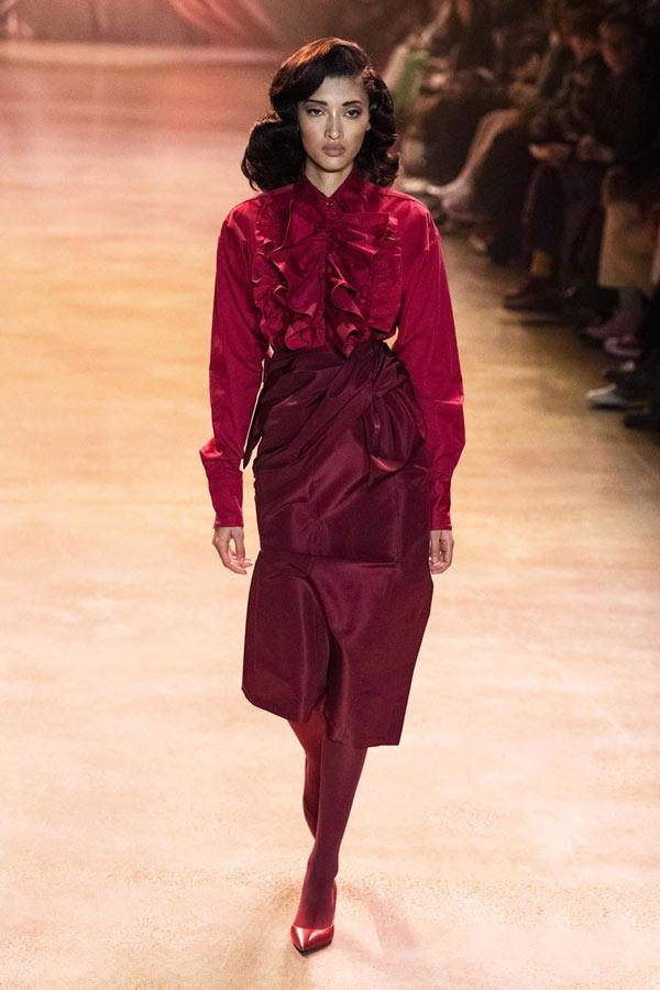 estilo ladylike tendencia otoño-invierno 2020-2021