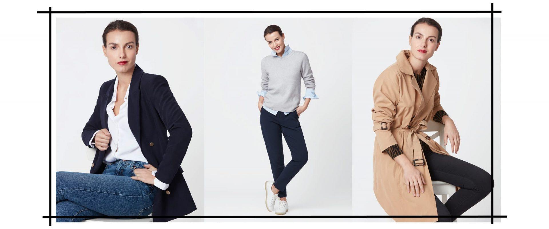 5 prendas clásicas en las que confiar para cualquier look