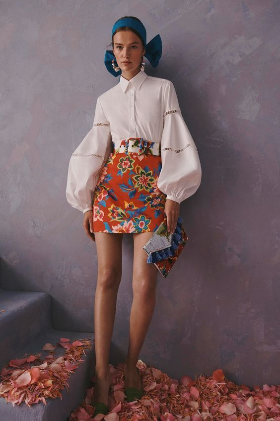 clothia-floral-print