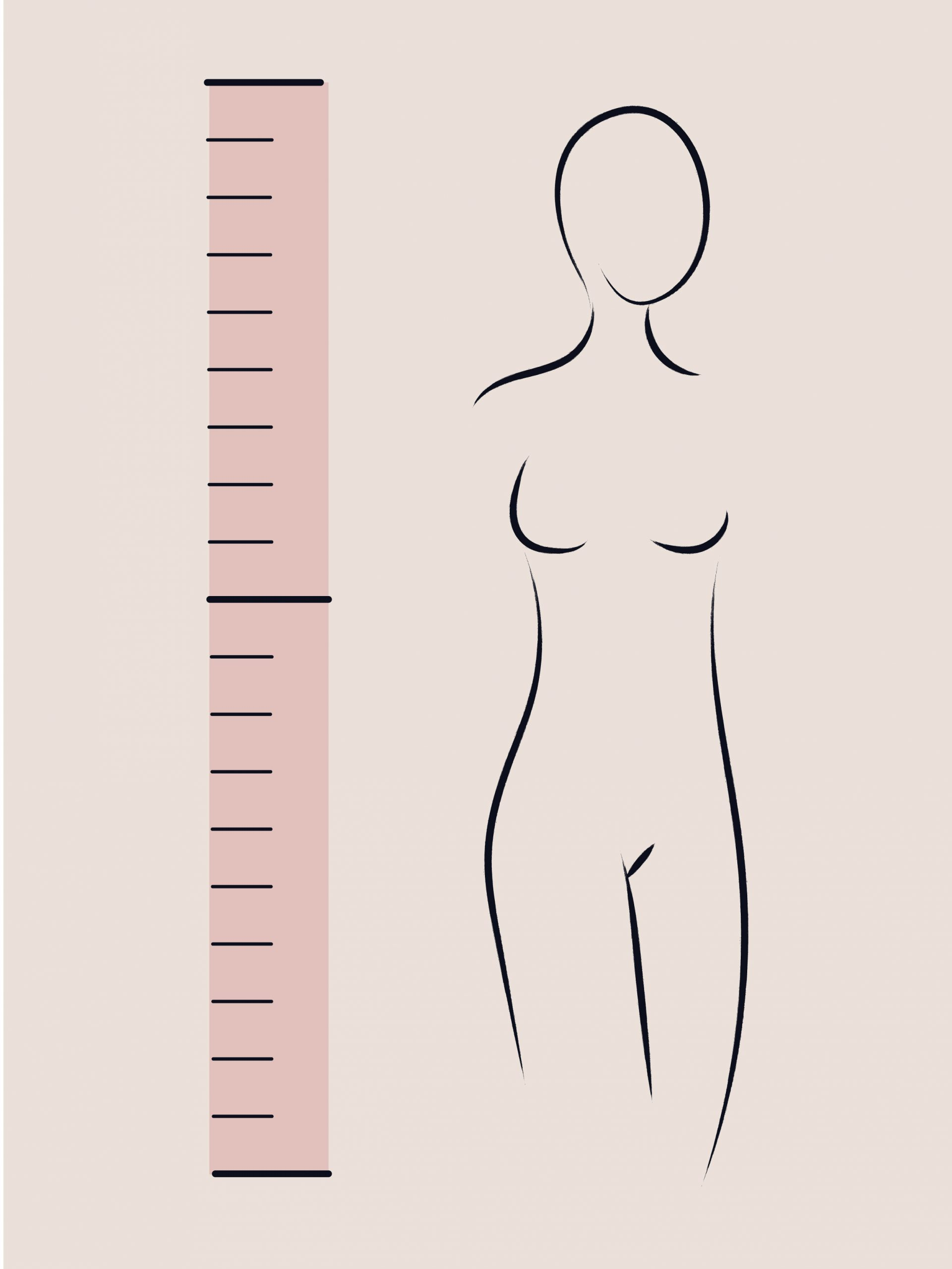 guía de estilo para mujeres altas