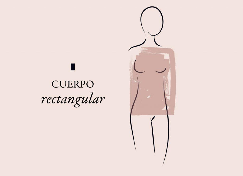 Qué es un cuerpo rectangular? - Lookiero Blog