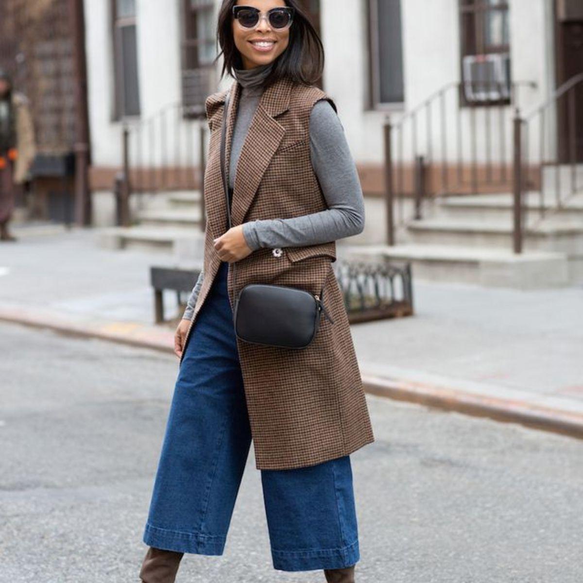 culotte jeans inspiracion