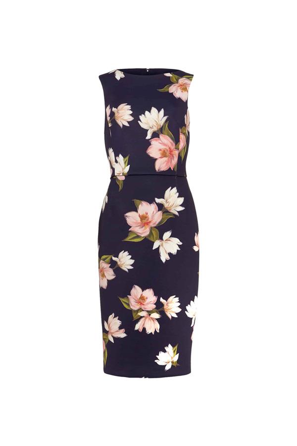 vestido estilo ladylike tendencia otoño invierno 2020-2021