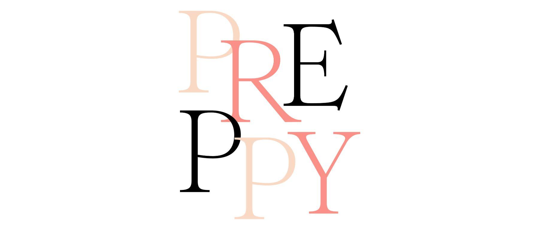 qué es el estilo preppy