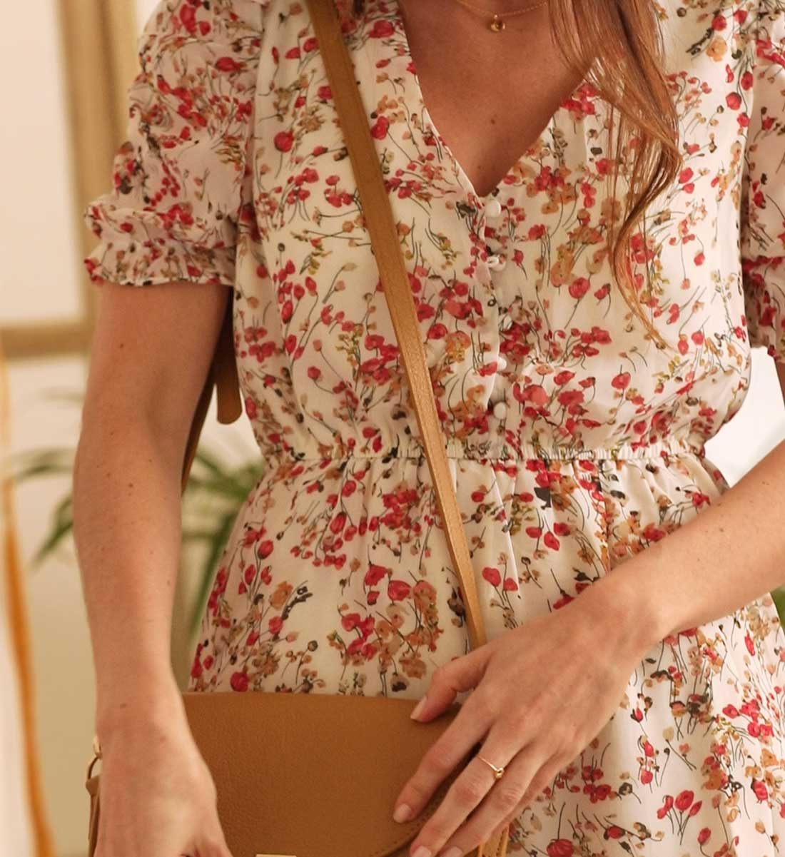 4 Floral Dresses for 4 Amazing Summer Looks