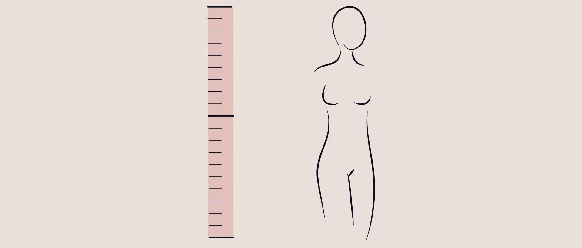 cómo vestir si soy mujer alta