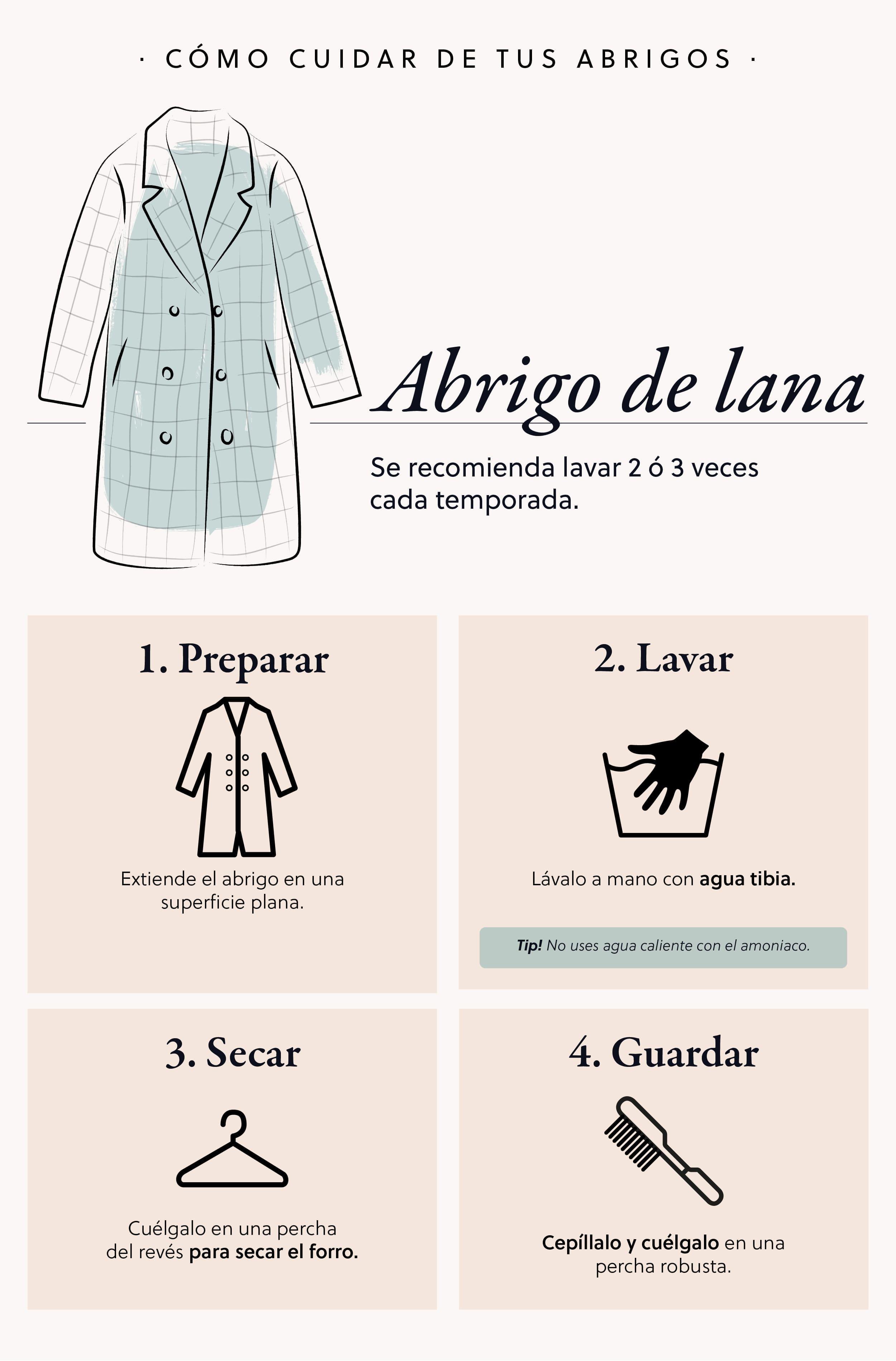 Cómo Cuidar Tu Abrigo De Lana Para Que Dure Más Tiempo Lookiero Blog