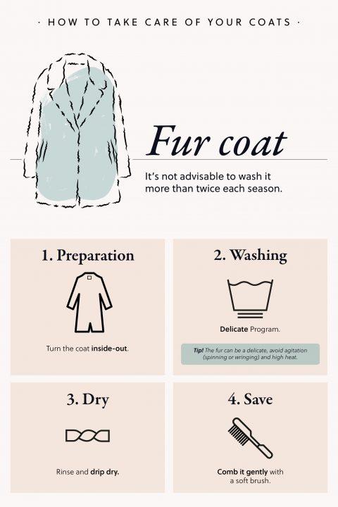 Wash A Fur Coat In Washing Machine, How To Wash A Mink Coat