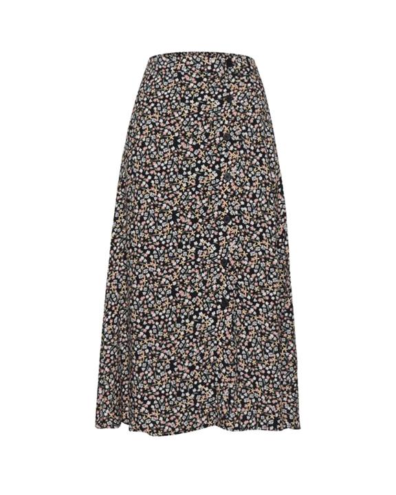 falda para silueta rectangular