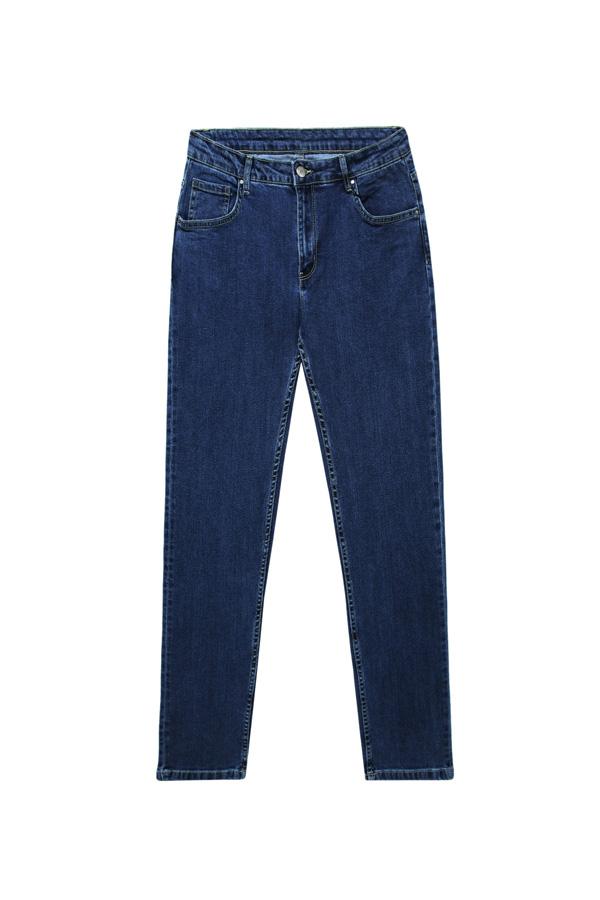 le jeans navy