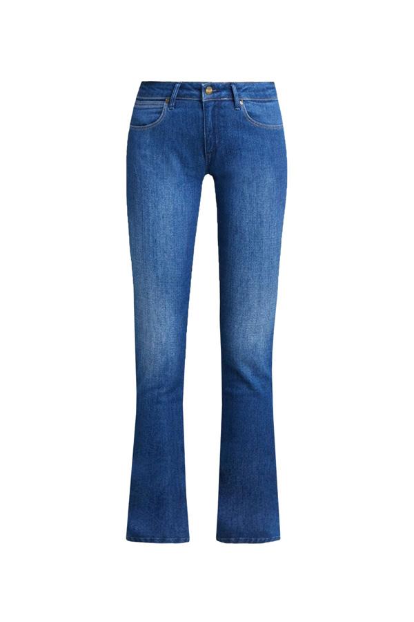 jeans flare style boho