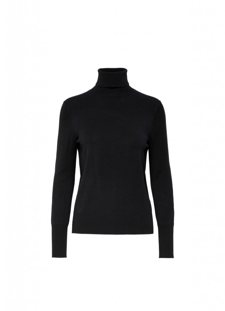 The Black turtleneck