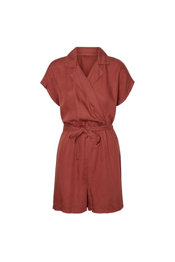 jumpsuit estilo camisero