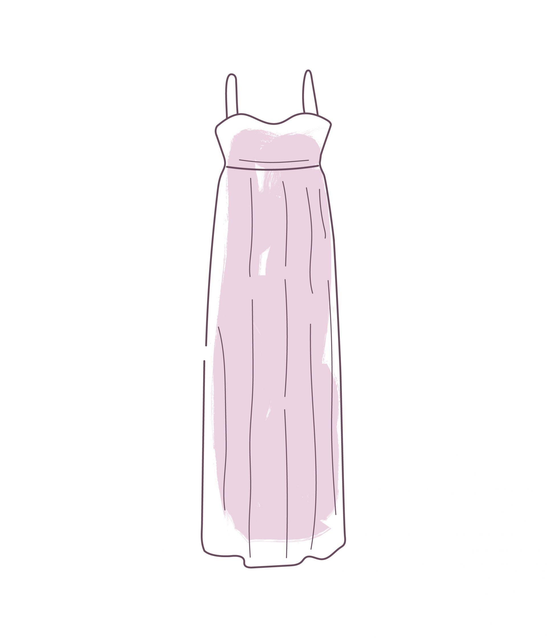 la robe empire