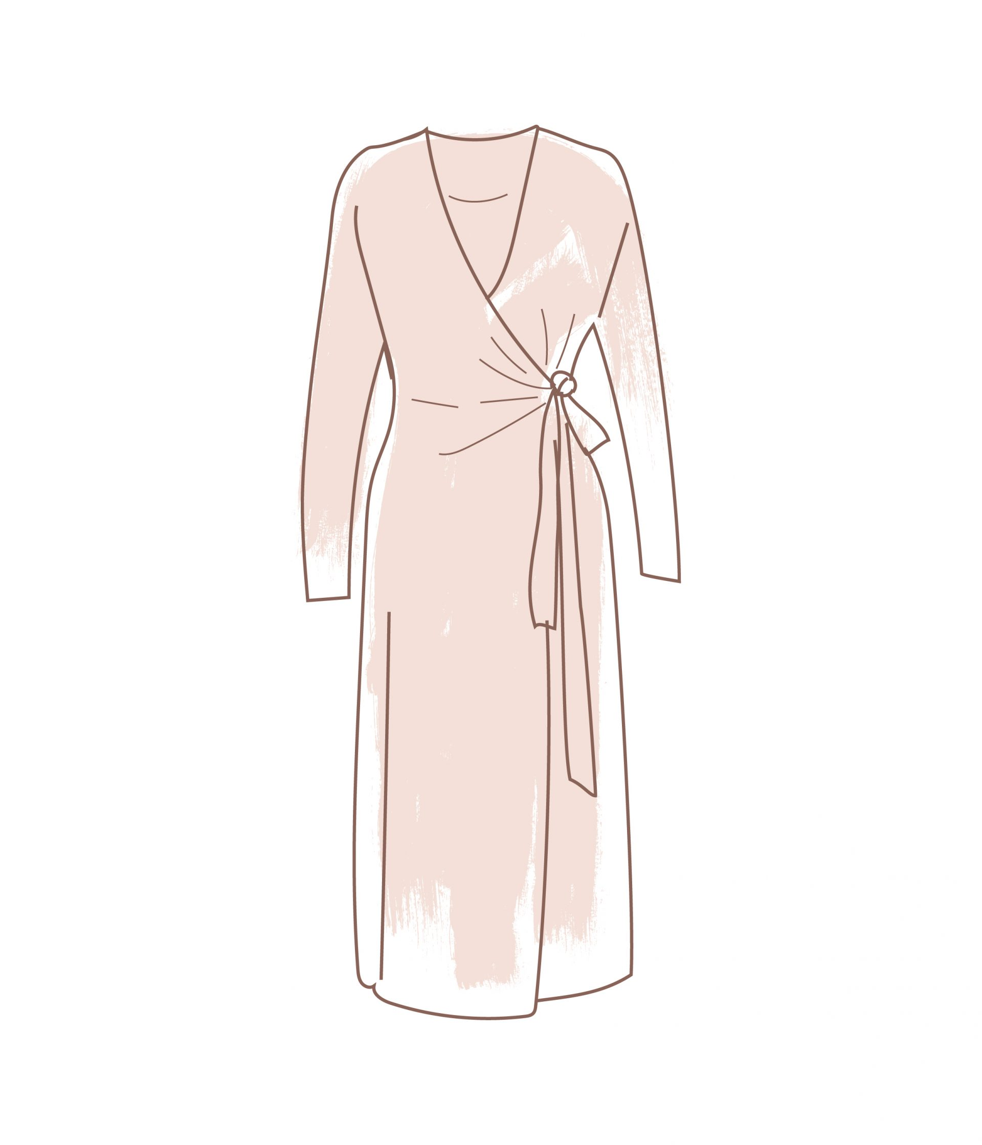 La robe portefeuille