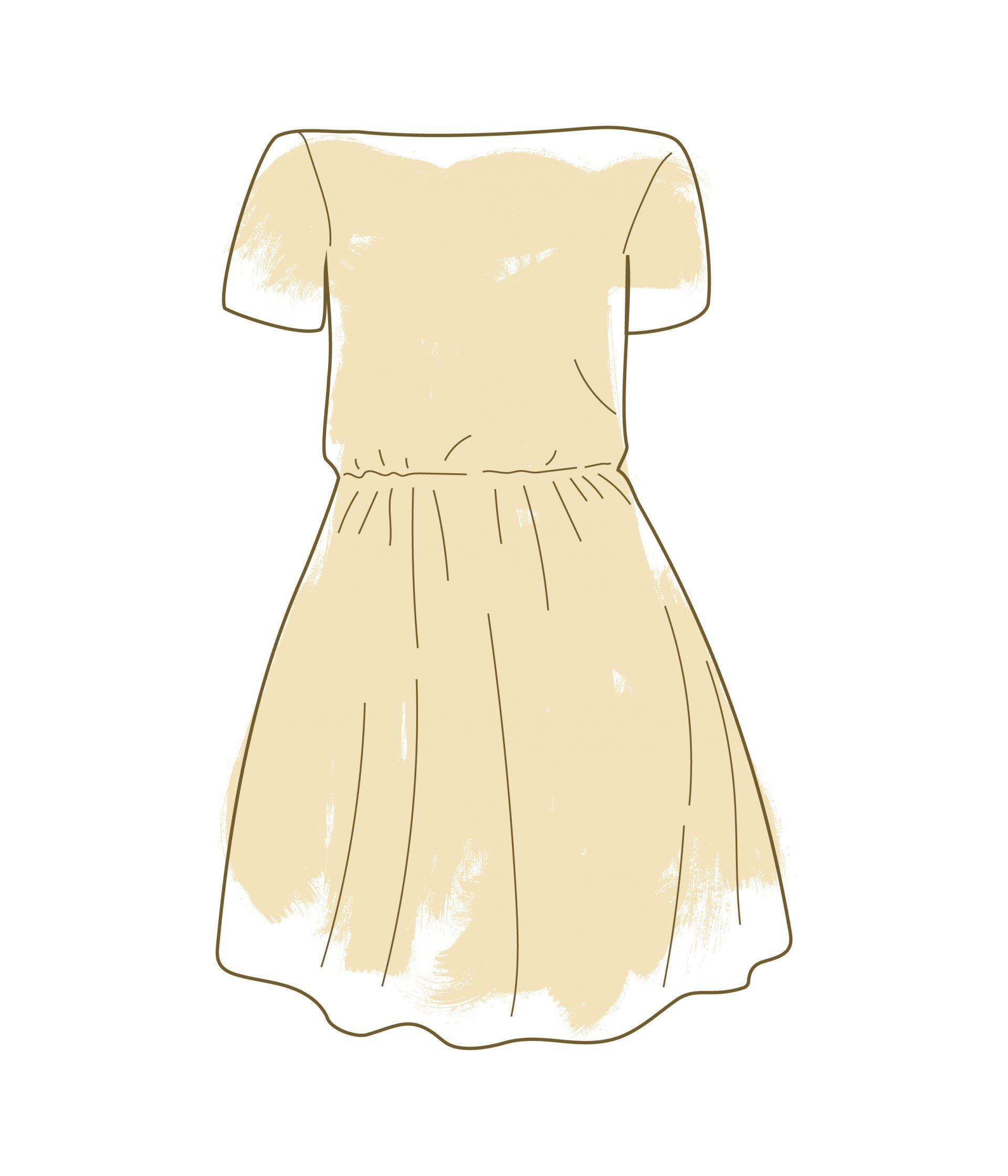 la robe skater