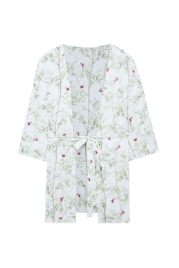 le kimono imprimé