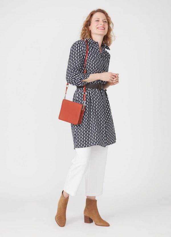 Un look casual pour une femme de 50 ans
