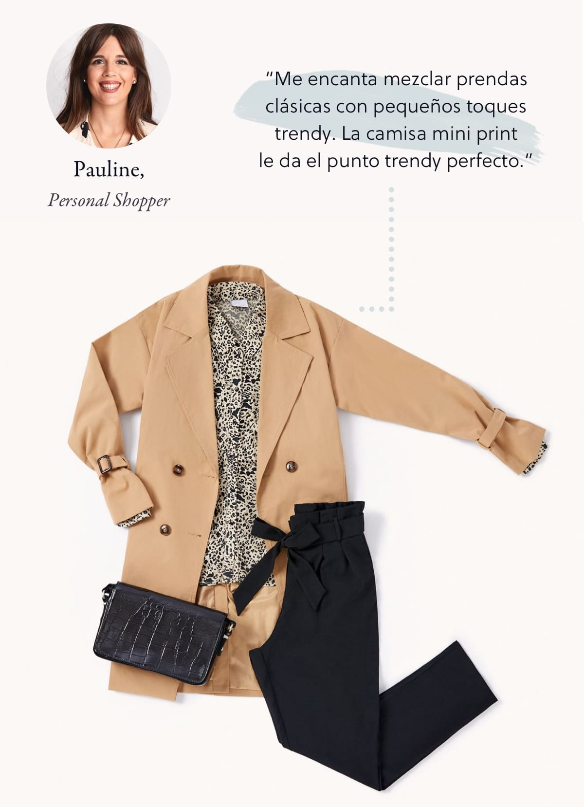 look-trench-animal-print-otoño