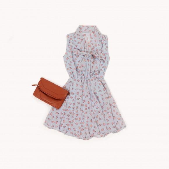 robe légère saveur pastel
