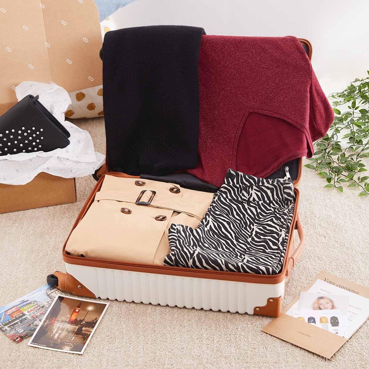 maleta looks para viajar a londres