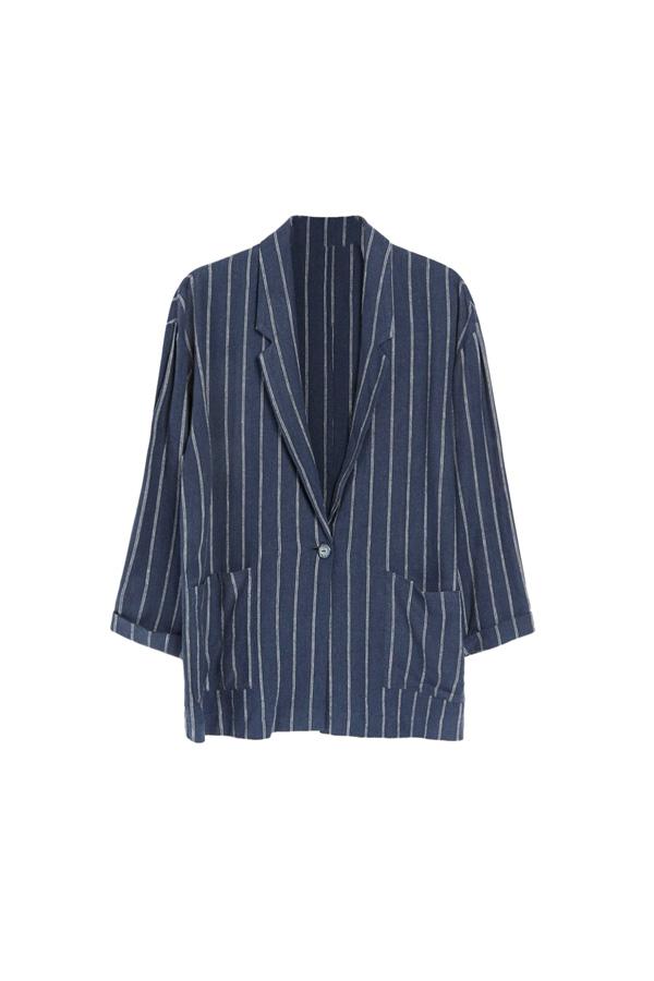 chaqueta estilo masculino tendencia otoño invierno 2020-2021