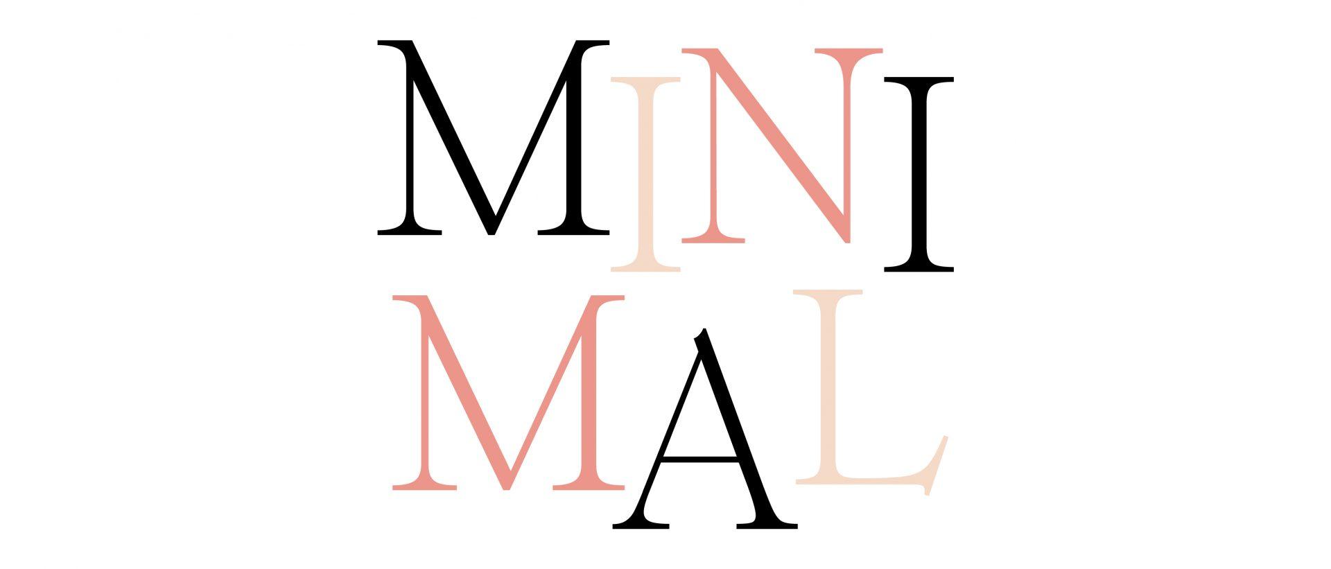 estilo minimal
