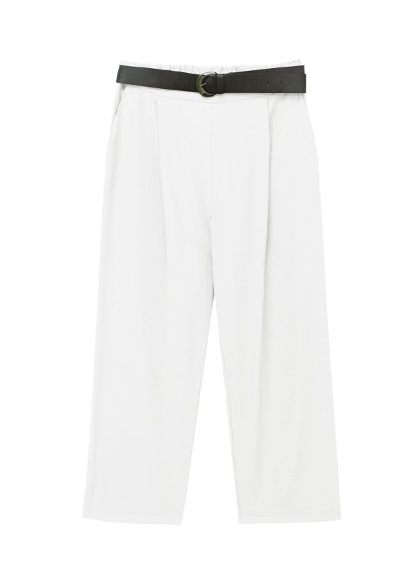 pantalon blanco armario capsula primavera