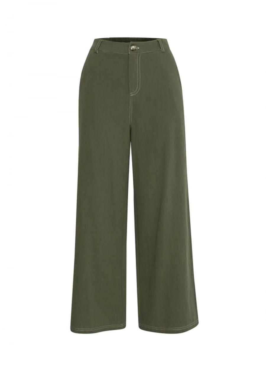 pantalon culotte tendencia años 70