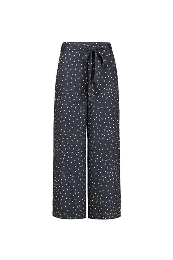 pantalon polka dots tendencia estampado otoño invierno 2020-2021