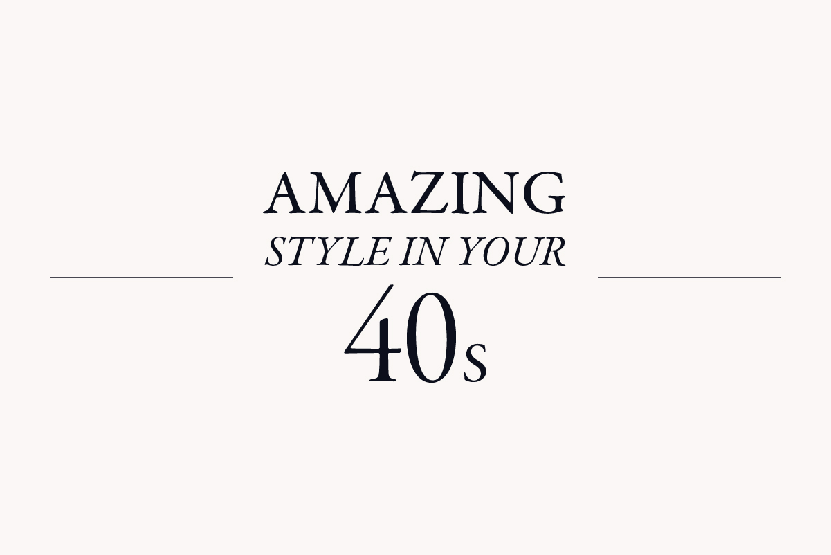 style in yours 40s