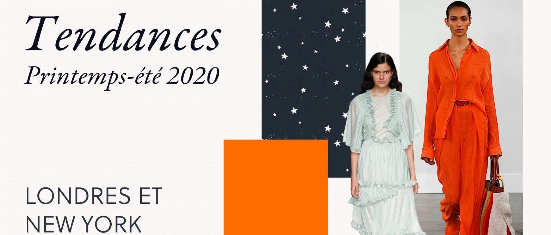 Fashion Weeks 2020 NY et Londres: ce que vous pouvez d'ores et déjà portere