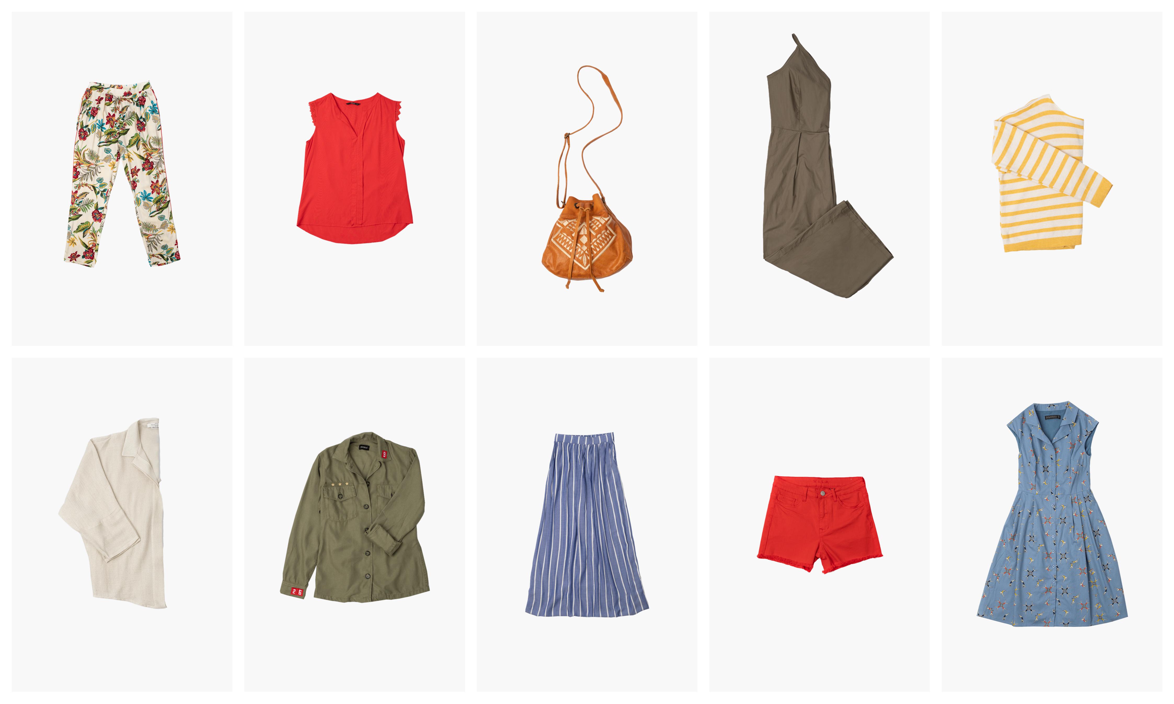 10 prendas imprescindibles para el verano
