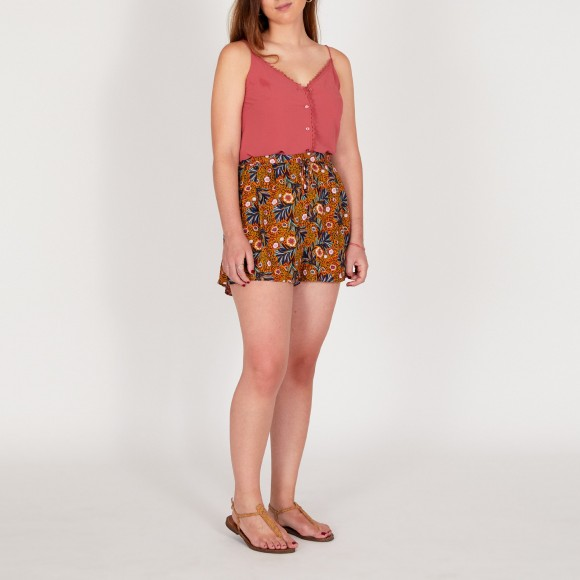 shorts para cuerpo triángulo invertido