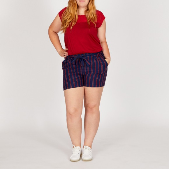 shorts morphologie ovale