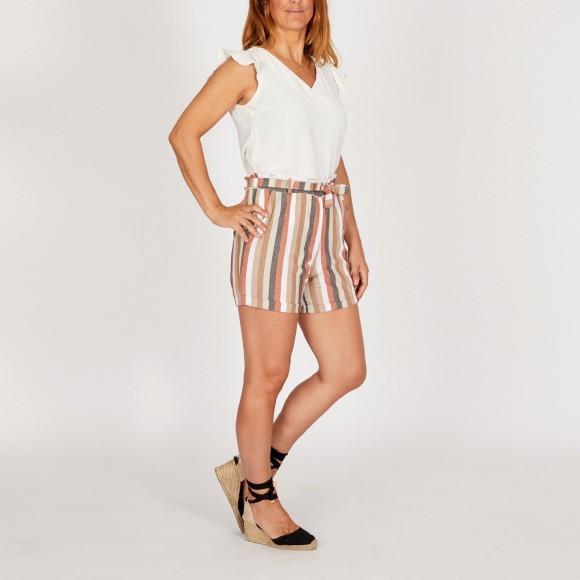 shorts morphologie sablier
