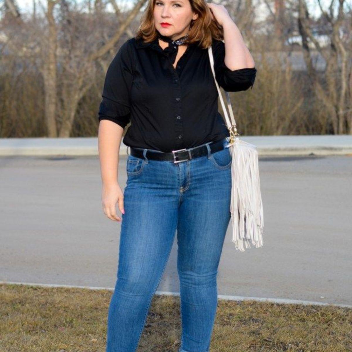 skinny jeans inspiracion