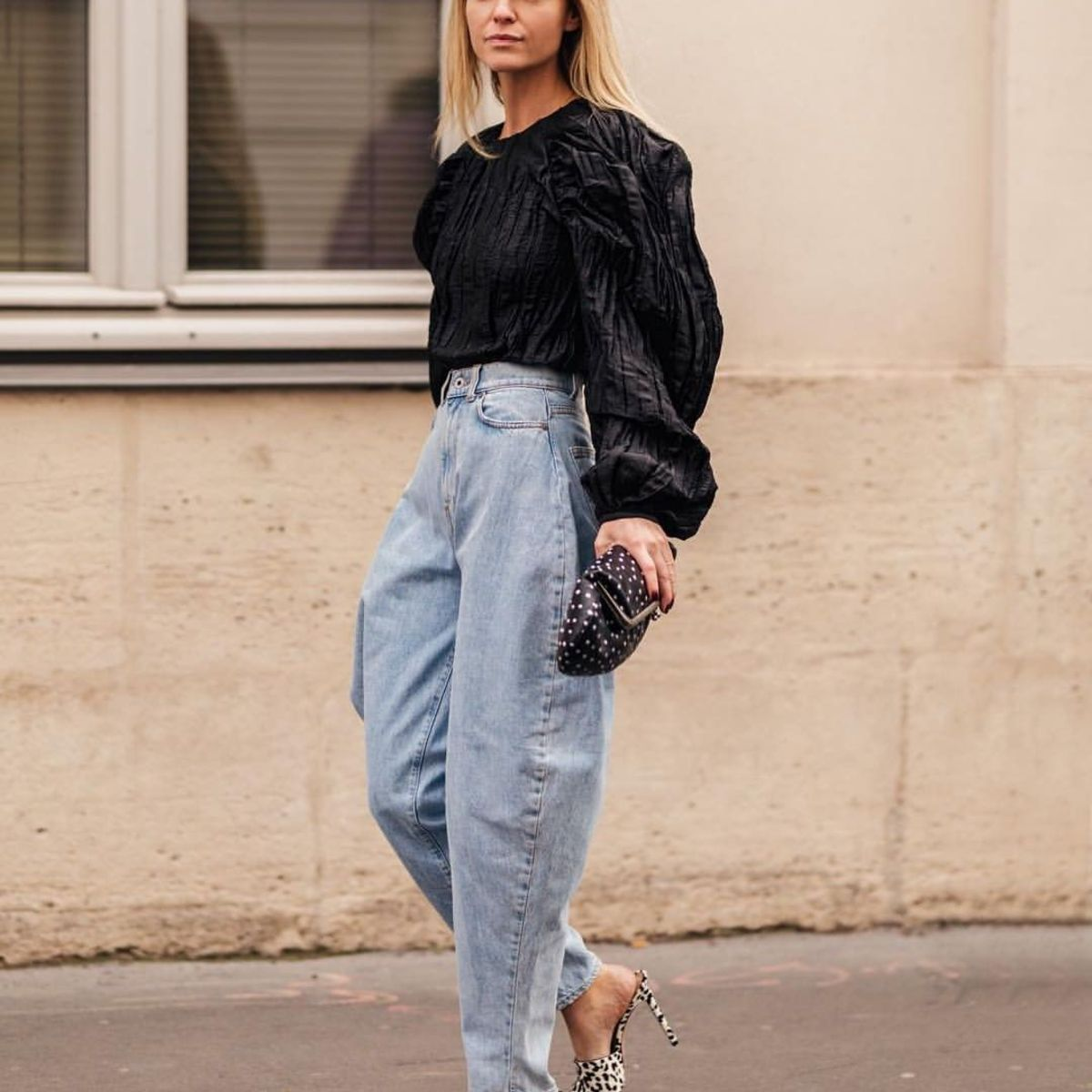 slouchy jeans inspiracion